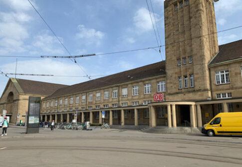 Badischer Bahnhof DB